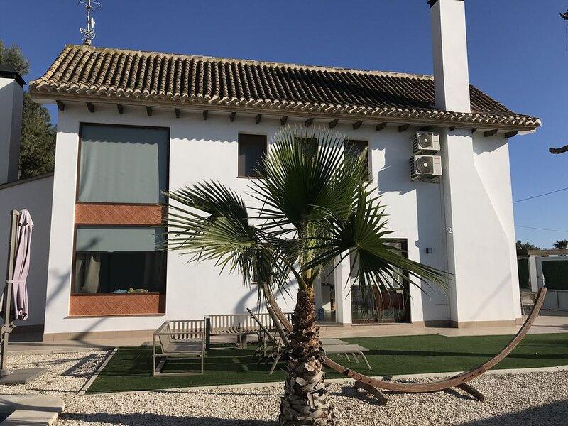Volledig gerenoveerde finca met alle modern comfort, Ferienwohnung in San Javier