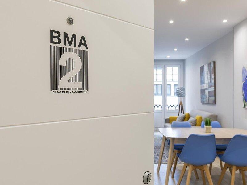 BMA2 by Forever Rentals Apartamento deluxe 1dormitorio. Aire acondicionado Wifi, aluguéis de temporada em Derio
