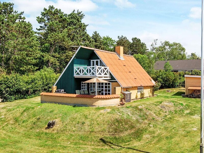 6 person holiday home in Ebeltoft, vacation rental in Southdjurs Municipality