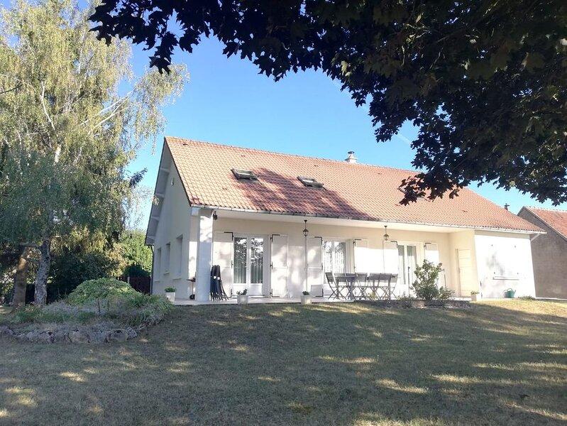 Gîte  3* proche du zoo de Beauval et au coeur des châteaux de la Loire, vacation rental in Pontlevoy