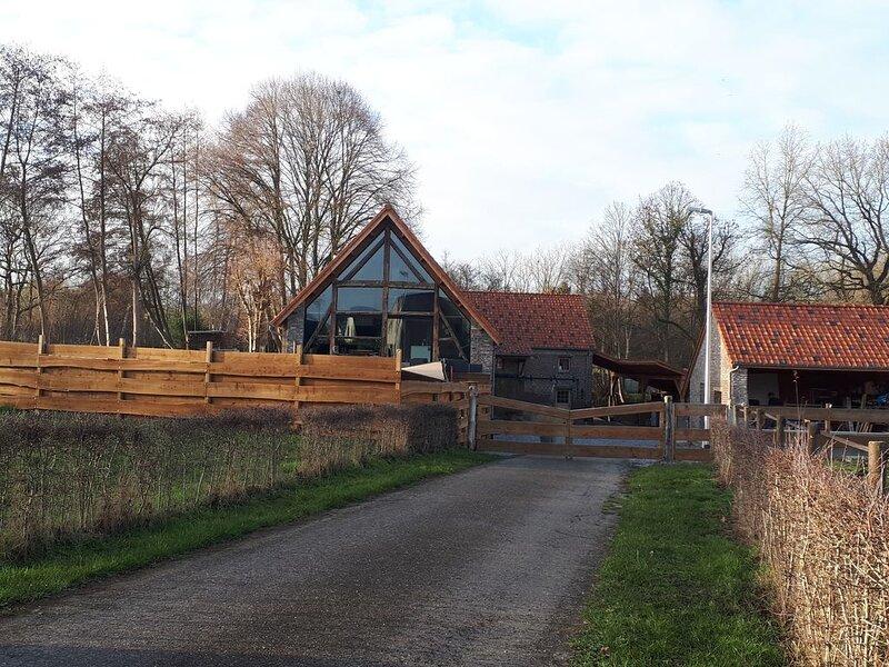 Watermolen aan het Nationaal Park op een boogscheut van Maastricht, alquiler de vacaciones en Limburgo