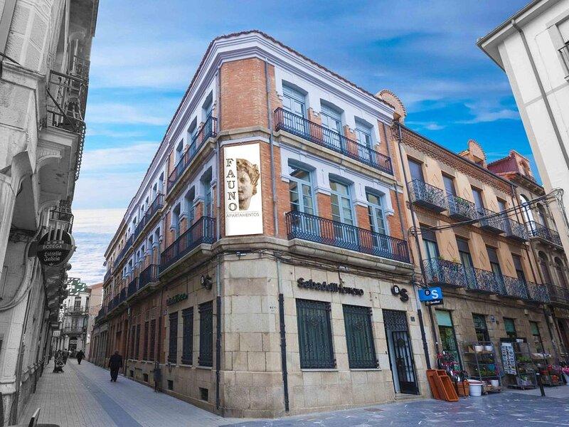 Apartamentos Fauno Astorga, alquiler de vacaciones en Provincia de León