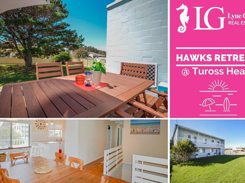 Hawks Retreat * Tuross Head, holiday rental in Dalmeny
