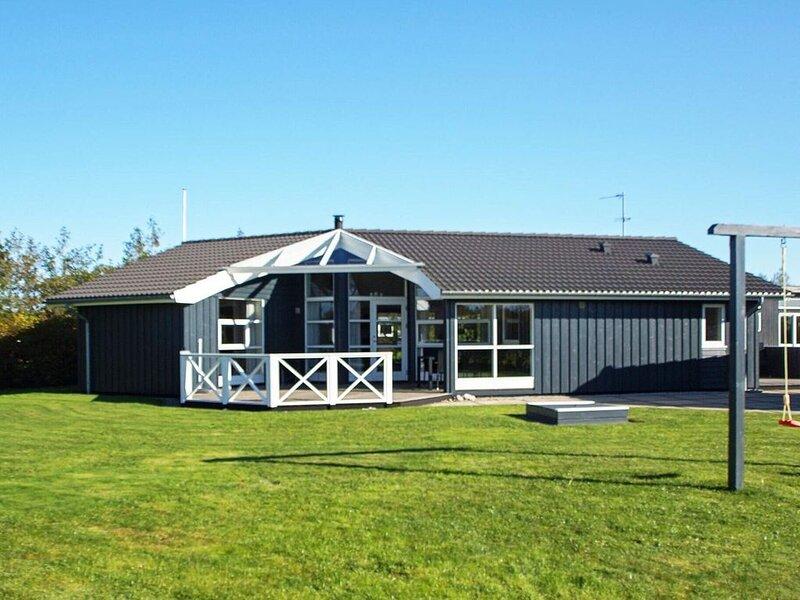 Modernized Holiday Home in Hemmet with Sauna, Ferienwohnung in Noerre Nebel