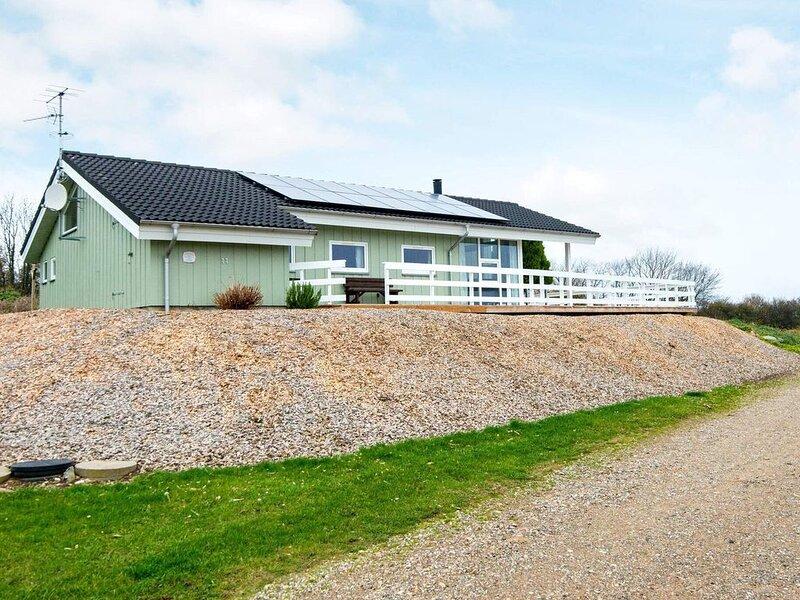 Alluring Holiday Home in Nordborg with Sauna – semesterbostad i Sönderborg