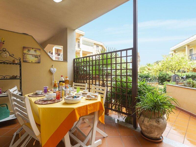 esclusivo appartamento vacanze residence albero alto, vacation rental in Alghero