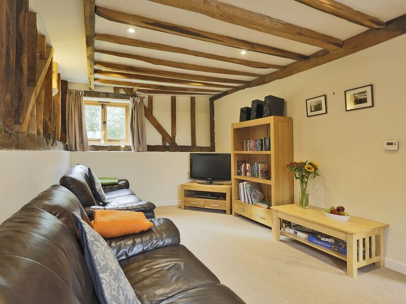 The Granary, Great Glemham, holiday rental in Saxmundham