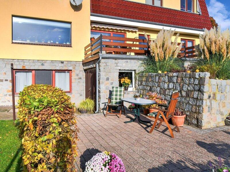 Modern Apartment in Klütz with Sea Near, holiday rental in Hohen Schonberg