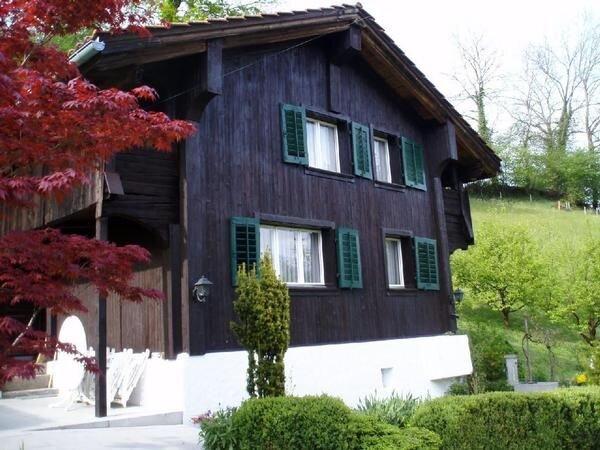 Ferienhaus Alpnach für 4 Personen mit 2 Schlafzimmern - Bauernhaus, alquiler de vacaciones en Wilen