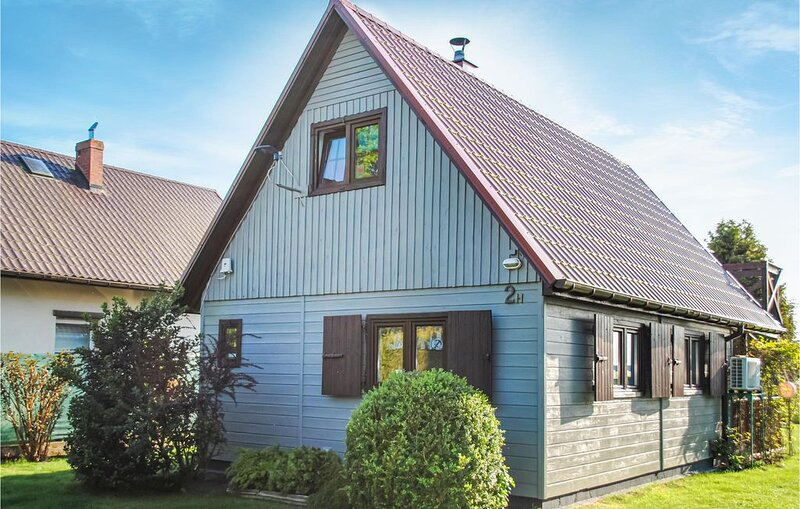 2 Zimmer Unterkunft in Nowe Warpno, holiday rental in Western Poland