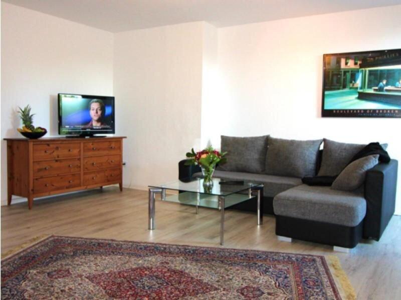 Ferienwohnung Bremen für 1 - 4 Personen mit 1 Schlafzimmer - Ferienwohnung, vacation rental in State of Bremen