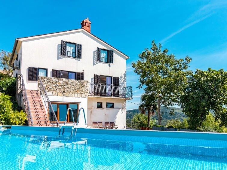 Ferienhaus Kusar (MVN100) in Motovun - 6 Personen, 3 Schlafzimmer, location de vacances à Livade