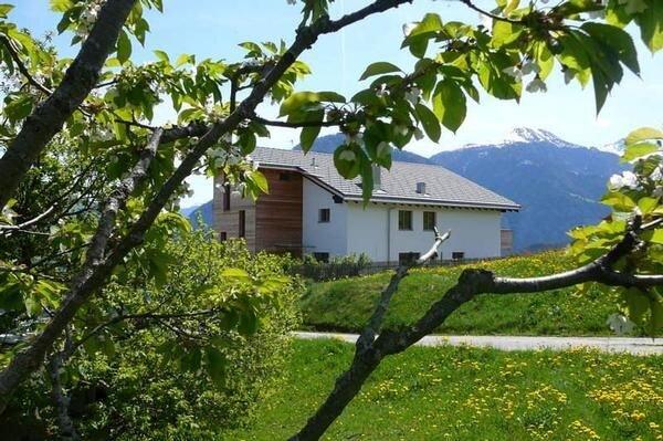 Ferienwohnung Flerden für 2 - 5 Personen mit 1 Schlafzimmer - Ferienwohnung, casa vacanza a Vals