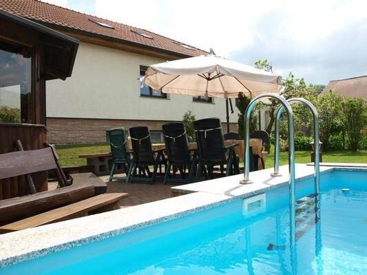 Ferienwohnung Diedorf für 1 - 8 Personen mit 3 Schlafzimmern - Ferienwohnung, location de vacances à Schonau an der Brend