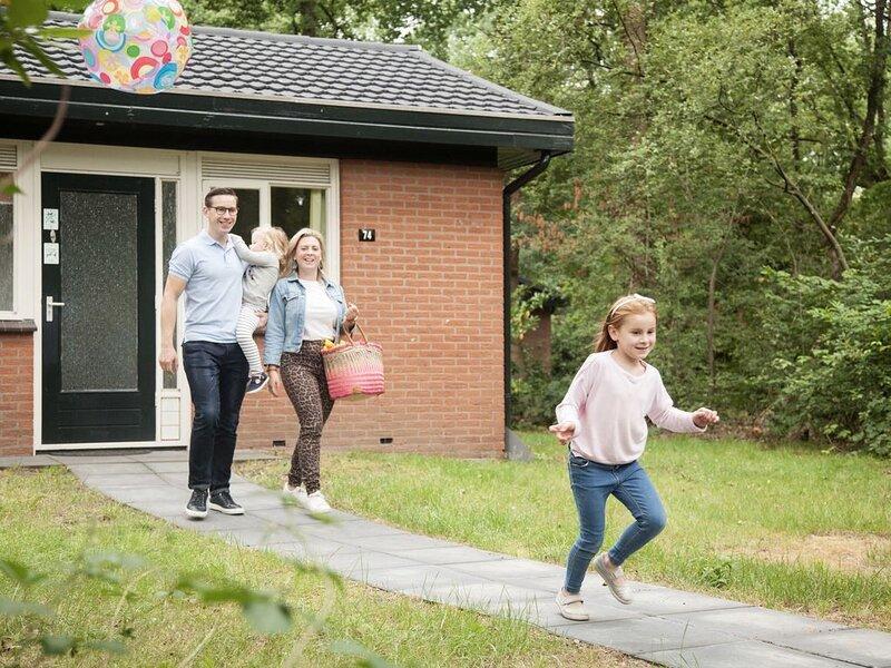 Komfort 6-Personen-Ferienhaus im Ferienpark Landal Heihaas, alquiler vacacional en Hoogland