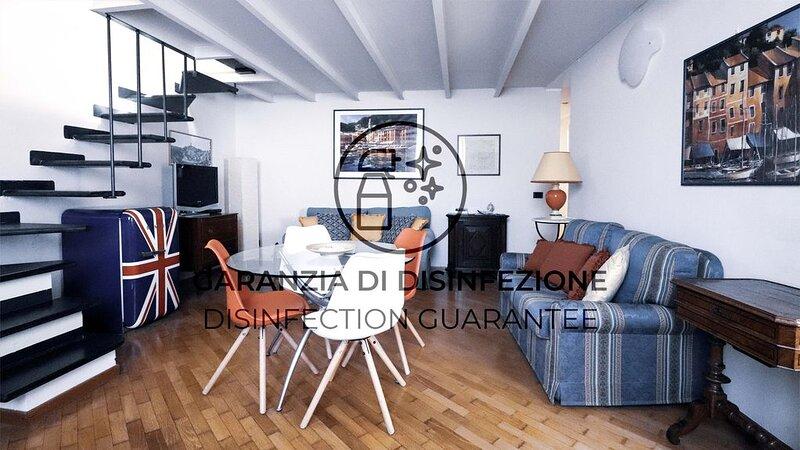Italianway - Marsala 11 -, holiday rental in Coreglia Ligure