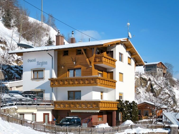Ferienwohnung Garni Regina (KPL642) in Kappl - 11 Personen, 5 Schlafzimmer, alquiler de vacaciones en Kappl