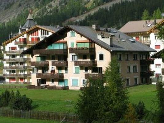 Ferienwohnung Pontresina für 3 - 5 Personen mit 1 Schlafzimmer - Ferienwohnung, holiday rental in Pontresina