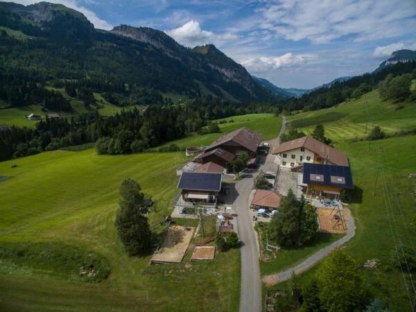 Ferienwohnung Sörenberg für 5 Personen mit 1 Schlafzimmer - Mehrstöckige Ferienw, location de vacances à Giessbach