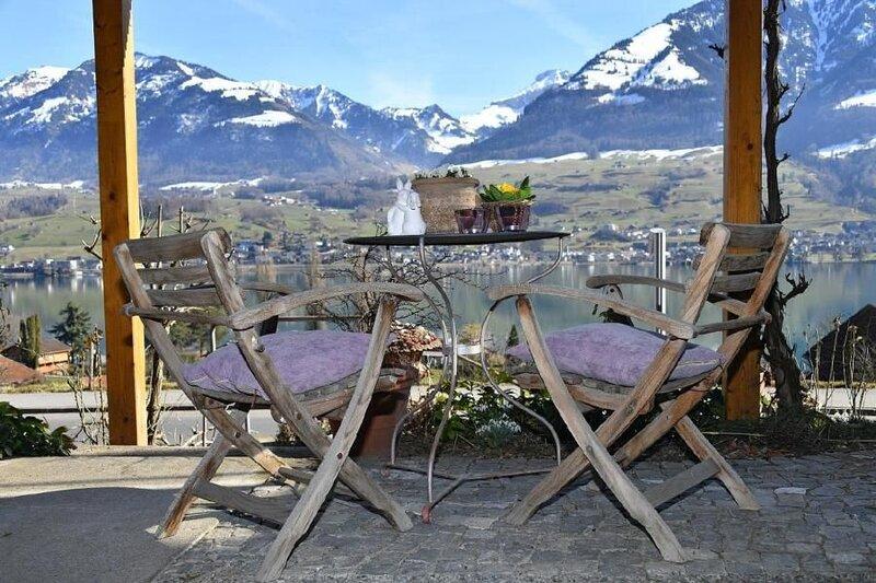 Ferienwohnung Wilen für 2 Personen mit 1 Schlafzimmer - Ferienwohnung in Bauernh, alquiler de vacaciones en Wilen