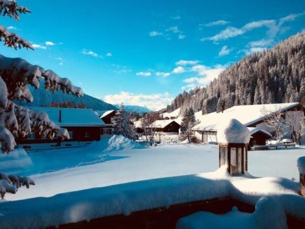 Ferienhaus Davos Dorf für 4 - 5 Personen mit 4 Schlafzimmern - Ferienhaus, alquiler de vacaciones en Klosters