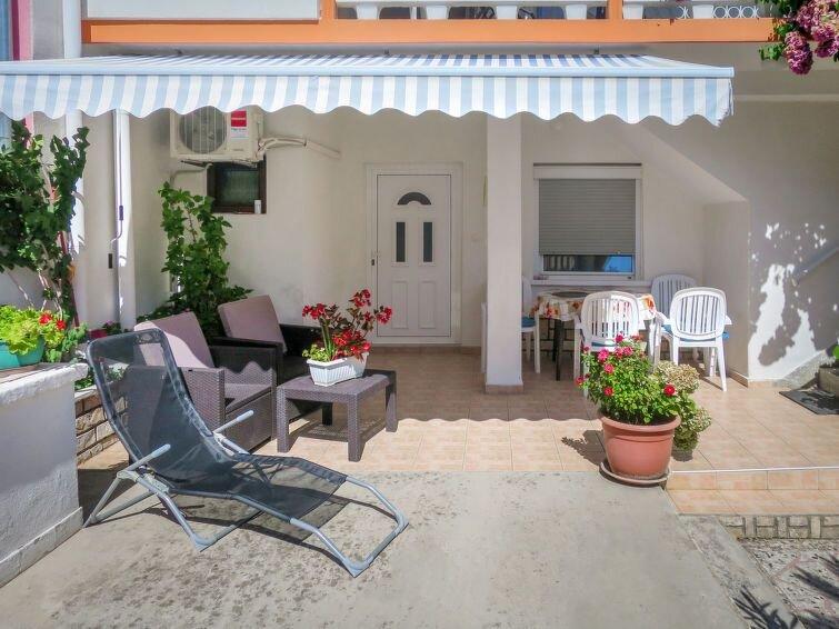 Ferienwohnung Palma (ZAD400) in Zadar - 4 Personen, 2 Schlafzimmer, alquiler vacacional en Bibinje