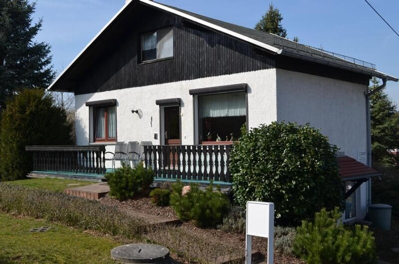 Holiday house Fischbach for 2 - 4 persons with 2 bedrooms - Holiday home, casa vacanza a Hoerselberg-Hainich