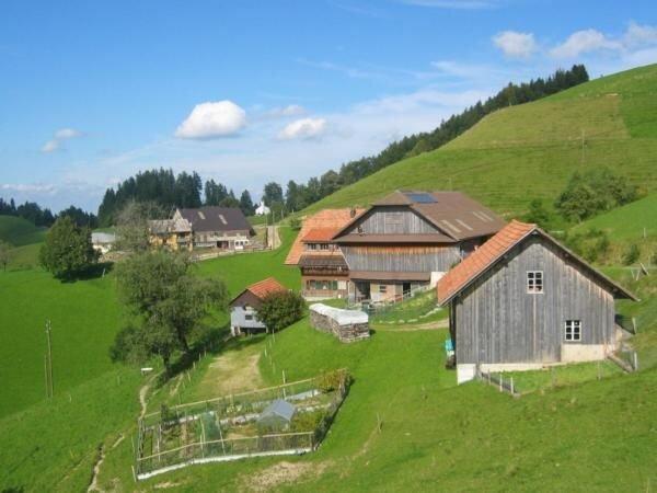 Ferienwohnung Hergiswil b. Willisau für 5 - 6 Personen mit 2 Schlafzimmern - Fer, holiday rental in Ruswil