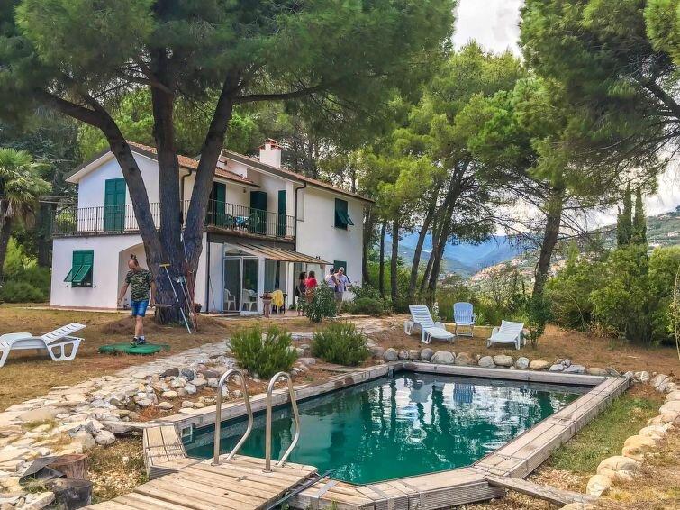 Ferienhaus Villa La Vigna (TAZ175) in Torrazza - 9 Personen, 4 Schlafzimmer, vacation rental in Torrazza