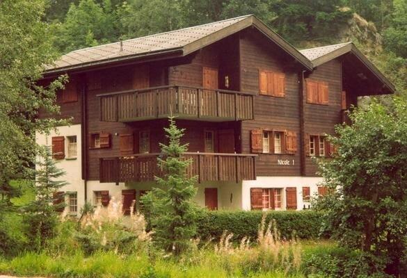 Ferienwohnung Blatten b. Naters für 5 Personen mit 2 Schlafzimmern - Ferienwohnu, holiday rental in Blatten bei Naters