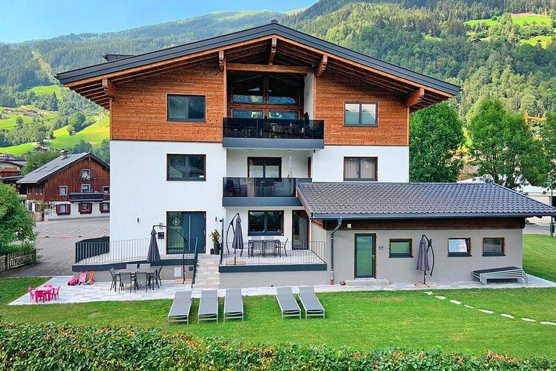 Appartementhaus Baderhäusl, Bramberg am Wildkogel, holiday rental in Schonbach