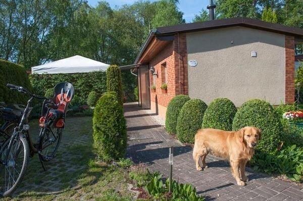 Ferienhaus Märkische Heide für 1 - 2 Personen - Ferienhaus, holiday rental in Gross Koris