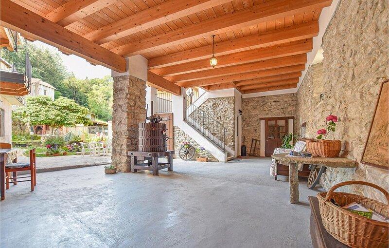 1 Zimmer Unterkunft in Artò- M.del Sasso-VB-, vacation rental in Quarona