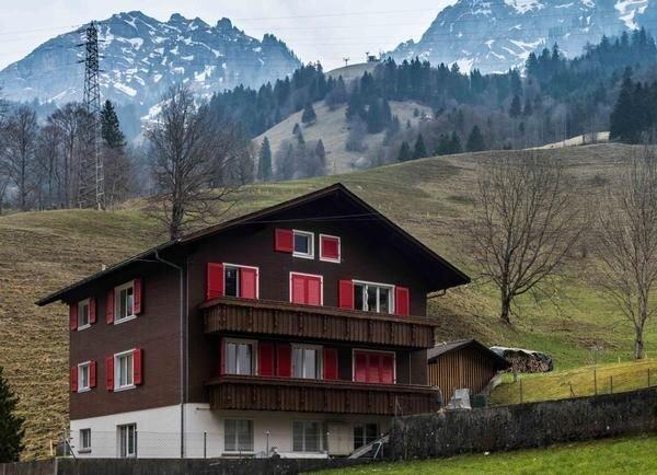 Ferienwohnung Melchtal für 2 - 4 Personen mit 2 Schlafzimmern - Ferienwohnung, alquiler de vacaciones en Wilen