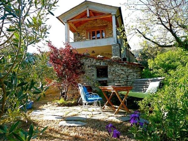 Ferienhaus Aquila di Arroscia für 3 Personen mit 1 Schlafzimmer - Ferienhaus, location de vacances à Garessio