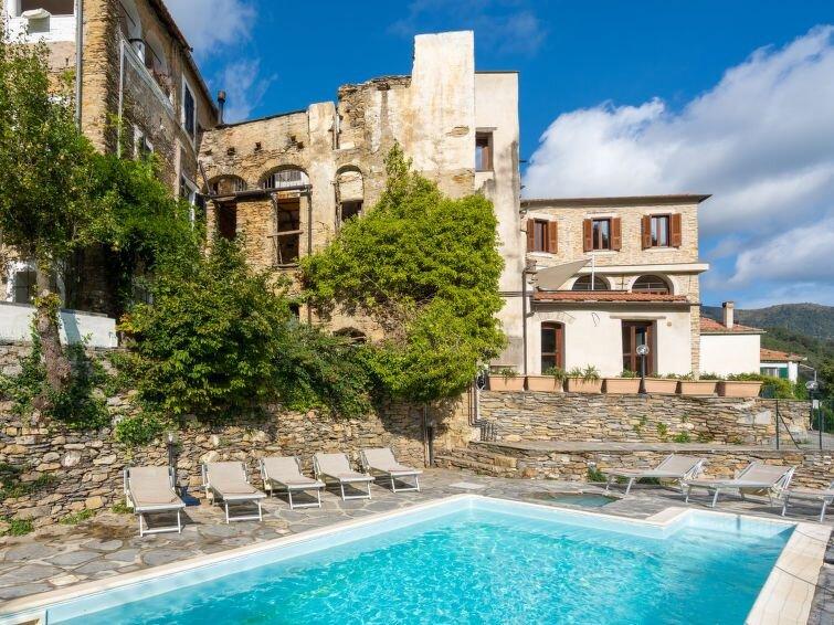 Ferienwohnung Il Loggiato (TVE170) in Tavole - 6 Personen, 2 Schlafzimmer, vacation rental in Valloria