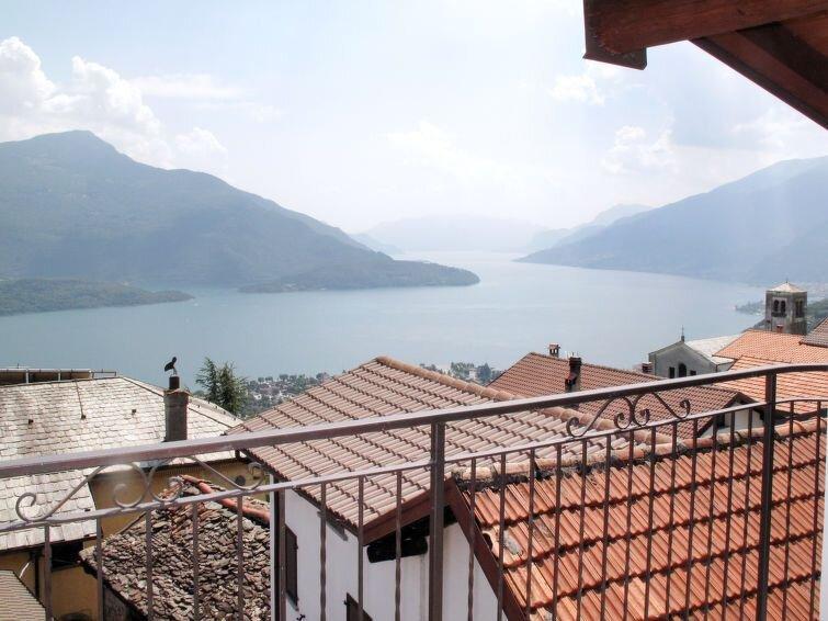 Ferienwohnung Rustico Maria (DMA391) in Domaso - 5 Personen, 2 Schlafzimmer, location de vacances à Trezzone