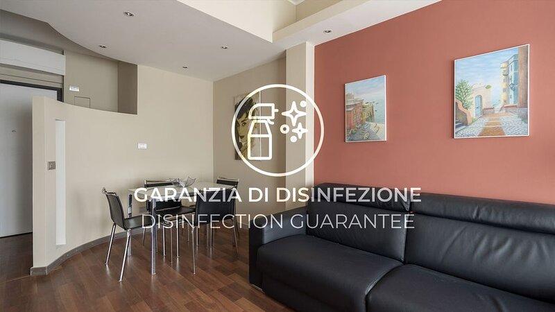 Italianway - Gian Galeazzo 7, location de vacances à Pontesesto
