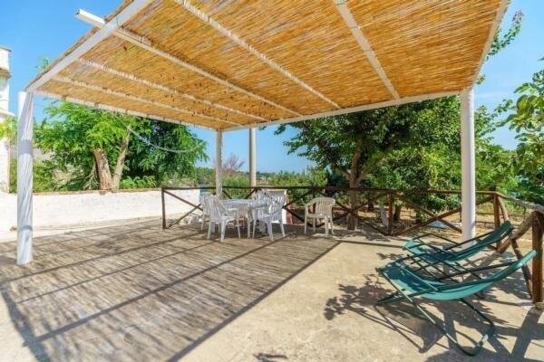 Ferienhaus Scopello für 2 - 4 Personen mit 2 Schlafzimmern - Ferienhaus, holiday rental in Villaggio Sporting