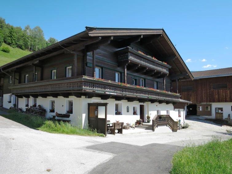 Ferienwohnung Haslinghof (PID235) in Kaprun - 6 Personen, 2 Schlafzimmer, aluguéis de temporada em Niedernsill