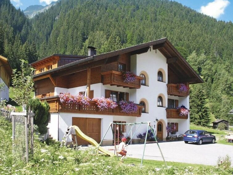 Apartment Haus Lerch  in Gaschurn, Vorarlberg - 4 persons, 2 bedrooms, Ferienwohnung in Vorarlberg