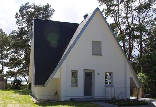 Ferienhaus Rankwitz für 5 Personen mit 3 Schlafzimmern - Ferienhaus, location de vacances à Rubkow