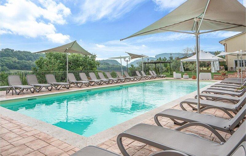 1 Zimmer Unterkunft in Località Macerino -TR-, vacation rental in San Gemini