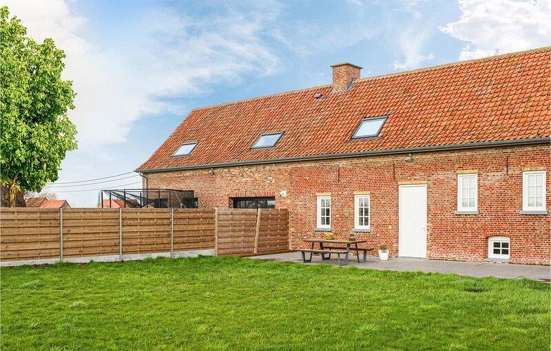 4 Zimmer Unterkunft in Stavele, holiday rental in Westvleteren