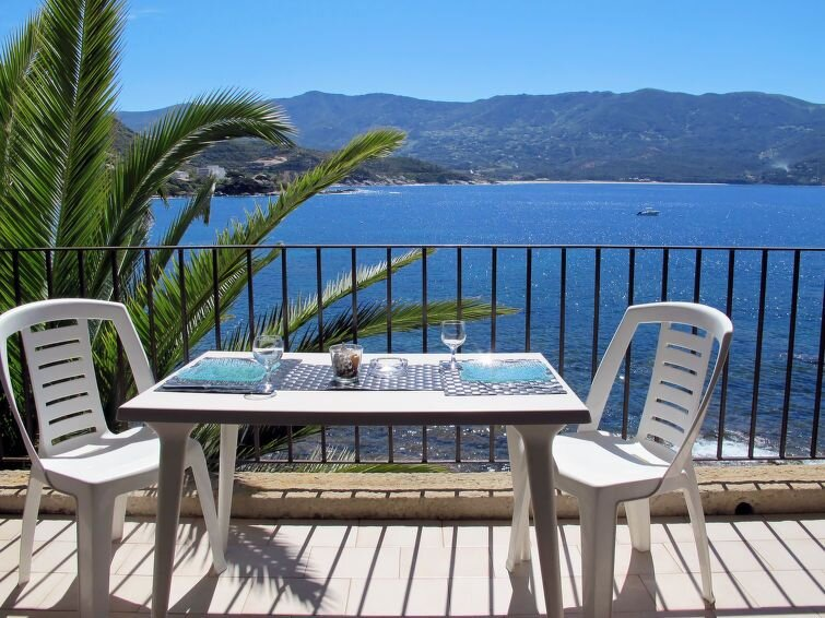 Apartment Agula Marina  in Tiuccia, Corsica - 4 persons, vacation rental in Tiuccia