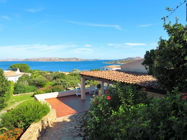 Ferienhaus Mare Blu (PAU234) in Palau - 8 Personen, 4 Schlafzimmer, vacation rental in Costa Serena