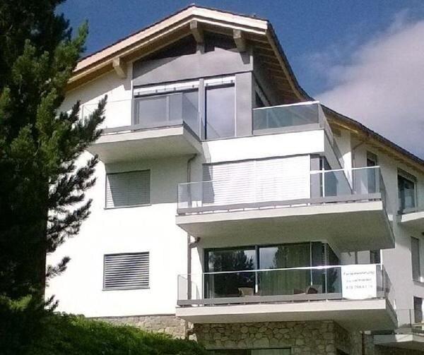 Ferienwohnung St. Moritz für 1 - 4 Personen mit 2 Schlafzimmern - Ferienwohnung, location de vacances à St. Moritz