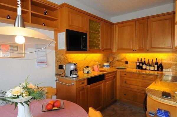 Ferienwohnung Davos (alle) für 4 Personen mit 1 Schlafzimmer - Ferienwohnung in, vacation rental in Langwies