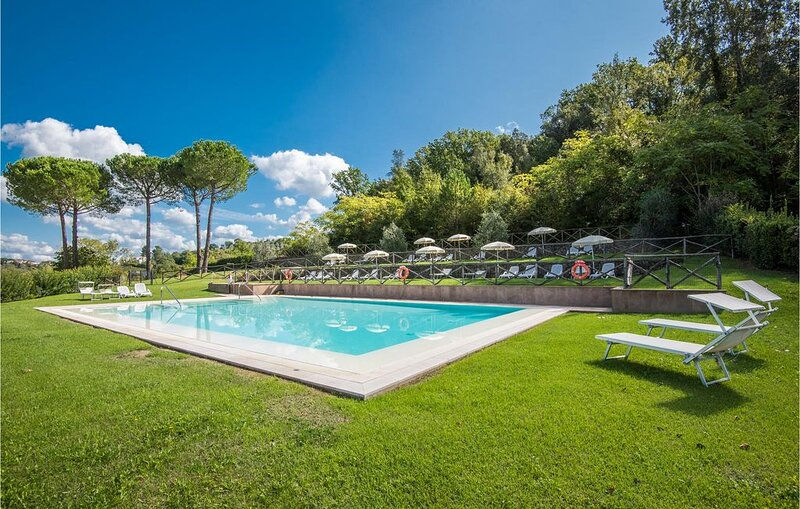 2 Zimmer Unterkunft in Castelfiorentino -FI-, casa vacanza a Cambiano