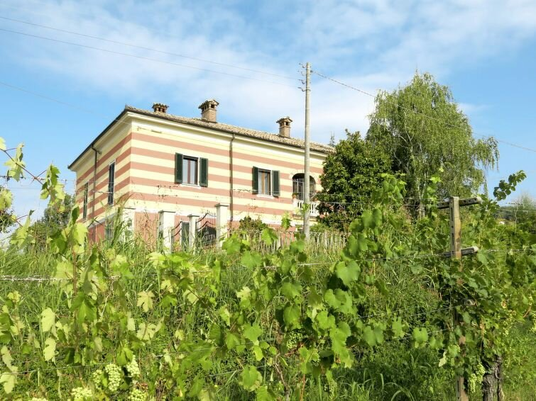 Ferienwohnung Olivetta (SIC200) in Moncalvo - 4 Personen, 2 Schlafzimmer, vakantiewoning in Moncalvo